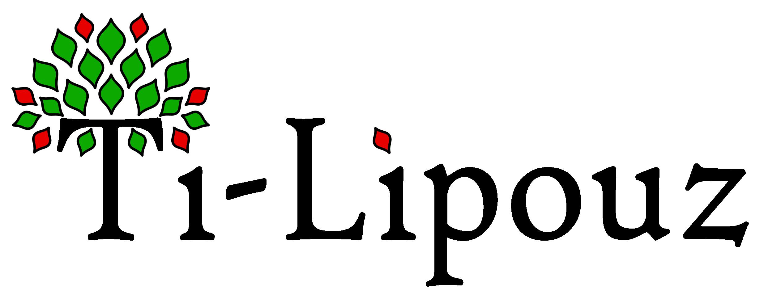 Le logo de la pépinière ti-lipouz à Plévin
